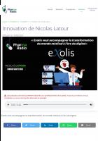 exolis_pharmaradio_solution